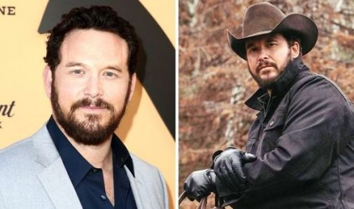 Yellowstone's Cole Hauser details filming struggles which left him 'sore for a week'