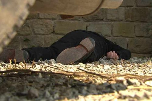 First look at Emmerdale murder - but is Malone or Will dead?