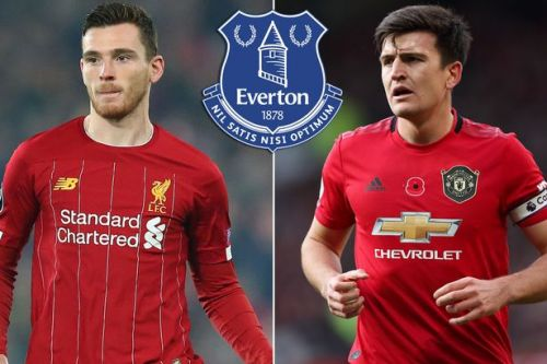Steve Walsh claims Everton snubbed Harry Maguire and Andy Robertson for combined £20m