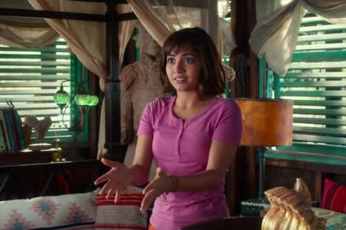 Dora the Explorer heads to school and beats up baddies in first live-action film trailer