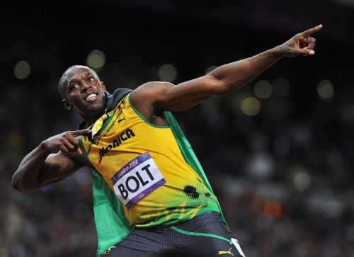 Usain Bolt Reveals Baby Daughter's Name, And Well, It's Absolutely Perfect