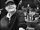 Phil Collins reunites with Genesis' Mike Rutherford and Tony Banks for rehearsals