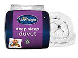 The Silentnight Deep Sleep 10.5 tog duvet is reduced to just £19 on Amazon