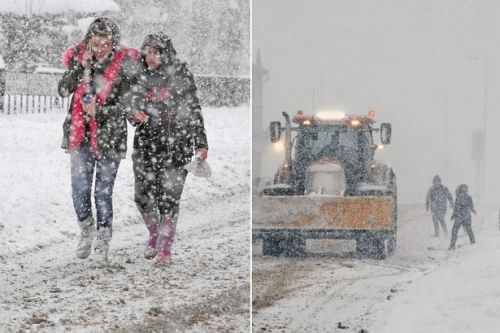 UK weather forecasters' verdict on how much snow and rain will hit this winter