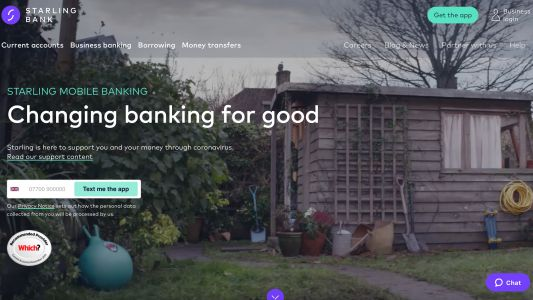 Starling Bank launches mobile cheque deposits to make banking from home easier