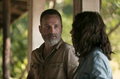 The Walking Dead's Norman Reedus says he's asked Andrew Lincoln to return for final season