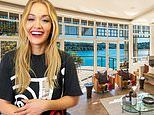 Inside Rita Ora's '$30,000-a-week' luxury hideaway in Sydney's Mosman