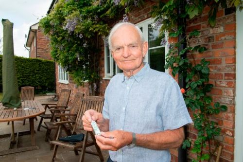 Scots vet who discovered wonder drug is saving covid patients across the world