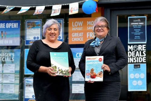 Helensburgh travel firm has busy first week as residents snap up holidays