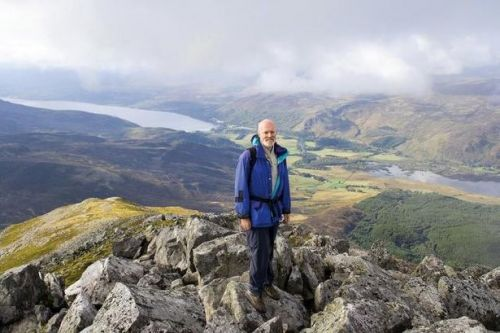 Perth College UHI can move any mountain