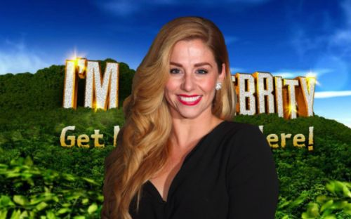 Dancing on Ice star eyes up spot on I'm A Celebrity although haunted mansions 'freak' her out