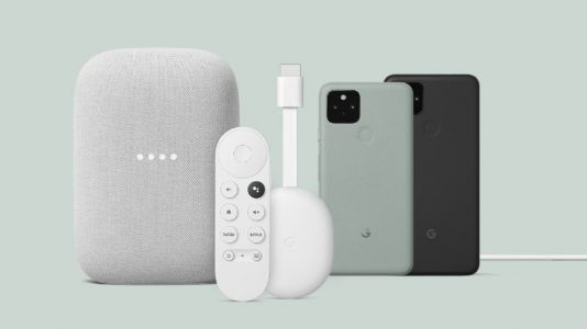 Everything from the Google Pixel 5 launch event: Google TV, Chromecast and Nest Audio