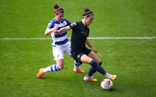 Lucy Bronze feels she has returned to both a better Manchester City and WSL