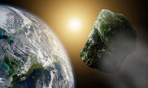 Asteroid ALERT: A large space rock found two weeks ago is hurtling in Earth's direction