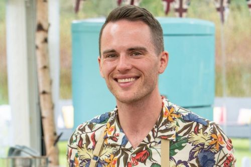 Who is David Atherton on the Great British Bake Off? Meet the GBBO 2019 contestant with survival skills