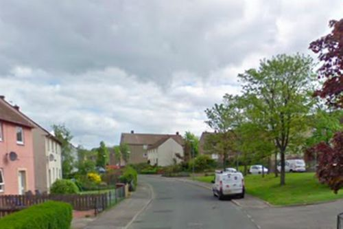 Cops hunt thugs who attacked men and stole motorbike in violent Midlothian raid