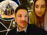 Inside Peter Andre's incredible birthday surprise as wife Emily sets up luxury garden igloo with Greek feast