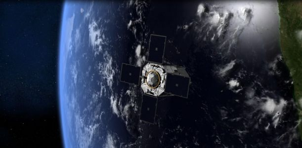 French military spysat set for launch Monday