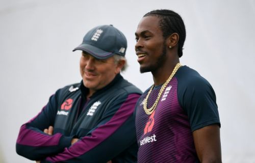 Chris Silverwood admits Jofra Archer elbow problem may need long term management