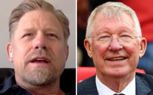 Peter Schmeichel reveals Manchester United sold player Sir Alex Ferguson viewed as club's next captain