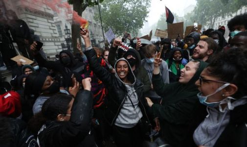 George Floyd death: Concern for London's Black Lives Matter protests after violence breaks out
