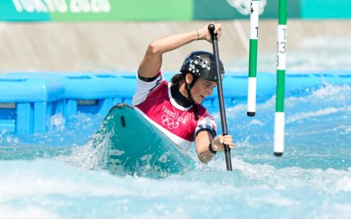 Tokyo Olympics 2020 live: latest as Mallory Franklin goes for gold in C1 canoe slalom