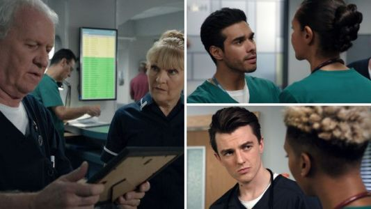 7 Casualty spoilers: Rash follows his dream and Will makes one come true