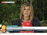 Kate Garraway will return to GMB this week as doctor warns husband may have to learn to walk again