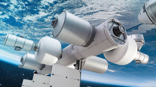 Blue Origin to Build a Commercial Space Station Called Orbital Reef