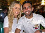 Dawn Ward's daughter Taylor goes Instagram official with Manchester City star Riyad Mahrez