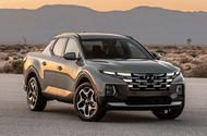Hyundai Santa Cruz unveiled as crossover-style pick-up