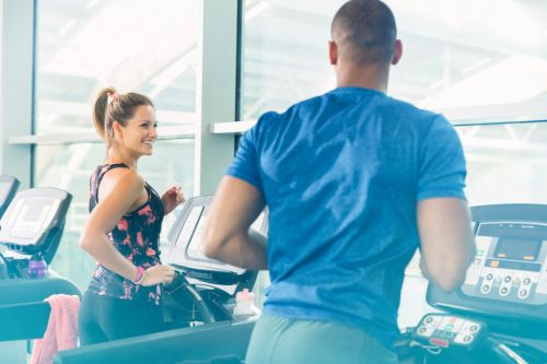 I am happily married but have become infatuated with a woman at the gym