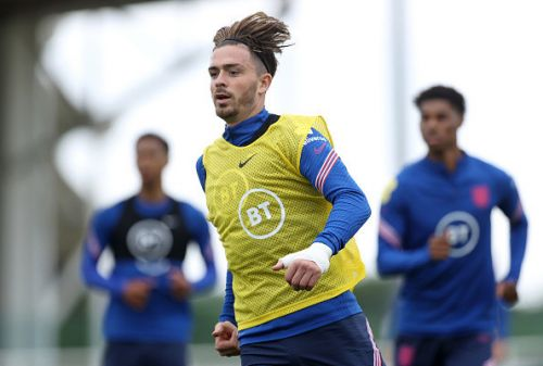 Harry Kane plays down fears over Jack Grealish's fitness ahead of England's Euro 2020 clash with Scotland