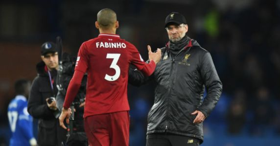 Fabinho told trait he must work on as he reveals Klopp chat on replacing Van Dijk