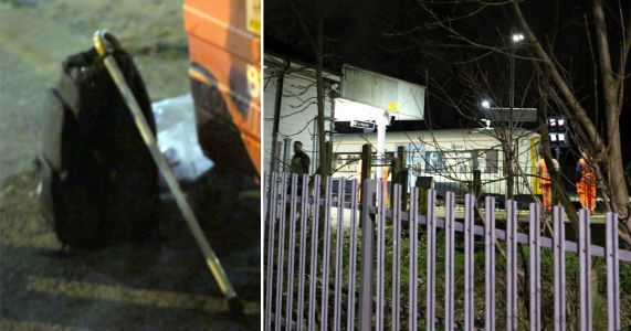 Blind man died 'after falling onto tracks when he heard doors on different platform'