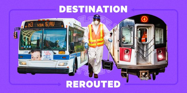 The COVID-19 threat is here for the foreseeable future. As cities reopen, protecting passengers on public transit is a matter of life and death