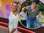 Studio 10's Sarah Harris discusses her struggles with pregnancy weight