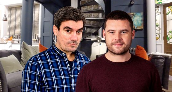 Emmerdale star Danny Miller hopes Aaron Dingle and Cain Dingle episode will help men open up