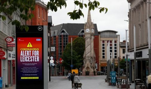 Coronavirus cases in Leicester 'still well above' rest of UK ahead of local lockdown review