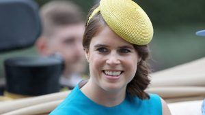 Princess Eugenie is volunteering her time to support NHS workers
