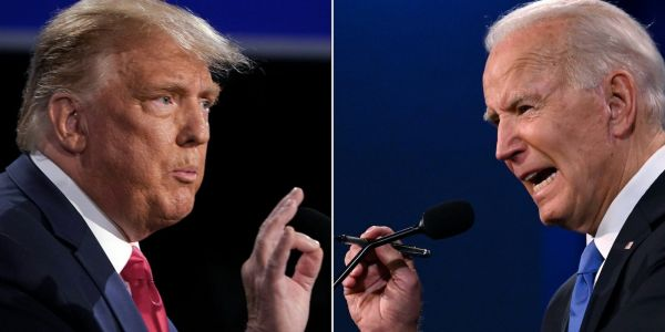 Trump is refusing to concede the election to Biden and reportedly planning a rally on his inauguration day. Here are 9 other famous presidential feuds in history
