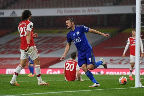 Five talking points as Jamie Vardy spoils Arsenal's party
