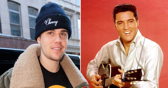Justin Bieber has officially beaten Elvis Presley's US chart record with Changes