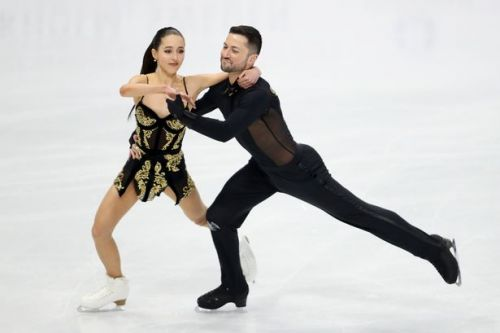 Ayrshire ice dancer living the dream on road to Beijing Winter Olympics