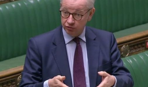 'Ding dong for the Union!' Gove shuts down SNP MPs' independence calls in Commons clash