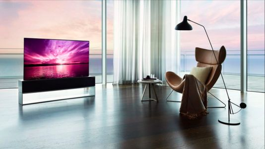 LG rollable OLED TV finally goes on sale - at an eye-watering price