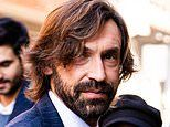 Andrea Pirlo 'set to become new Juventus manager' following sacking of Maurizio Sarri