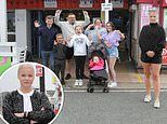 A rich heiress's t-shirt costs more than a family-of-seven's vacation on Rich Kids, Skint Holiday