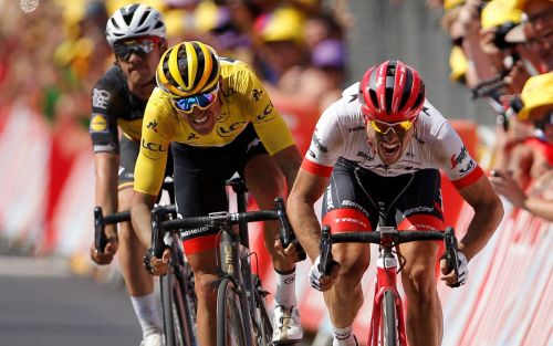 Tour de France 2018 - stage nine results and standings as John Degenkolb wins on cobbles and Greg Van Avermaet retains yellow jersey