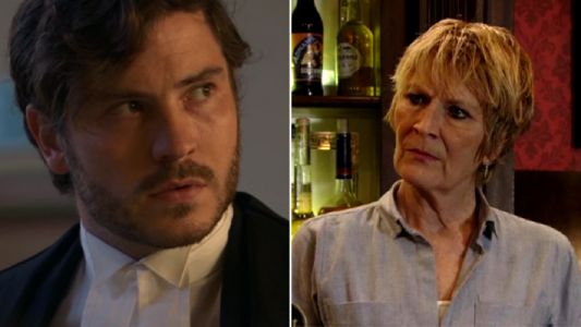 EastEnders spoilers: Shirley Carter has a shock offer for killer Gray Atkins